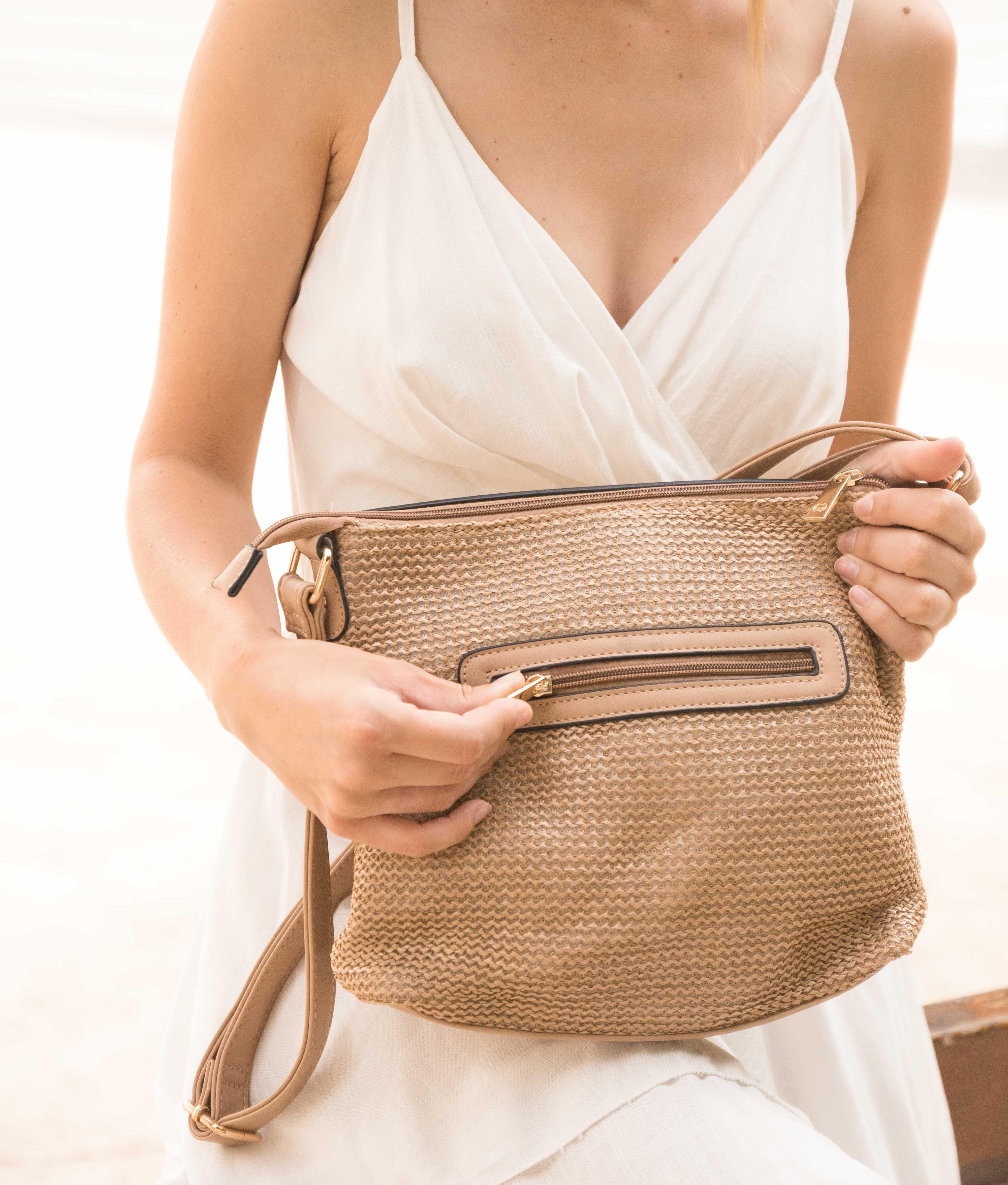 Bag Tistel- Beige