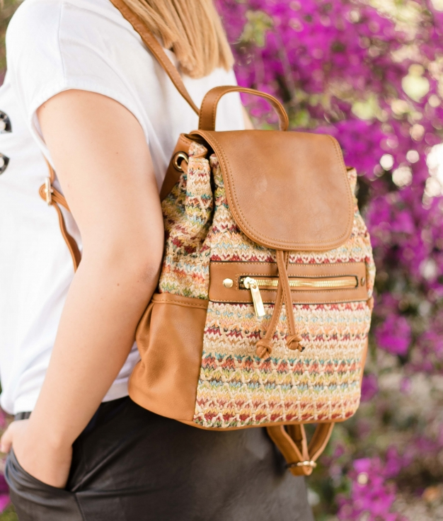 Backpack Tamas - Multicolour