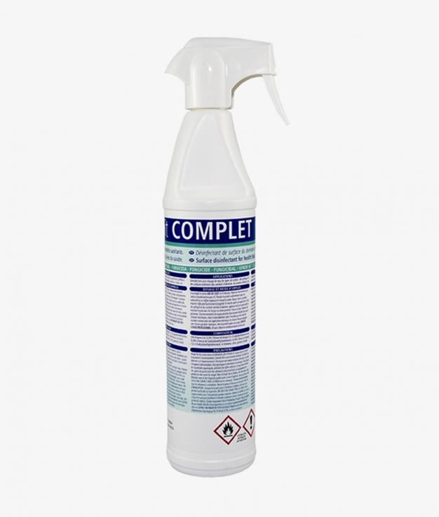 Desinfectante de Ropa, Calzado y Superficies