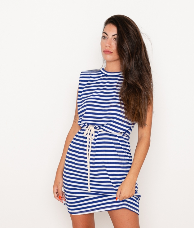 Vestido Dere - Azul Klein