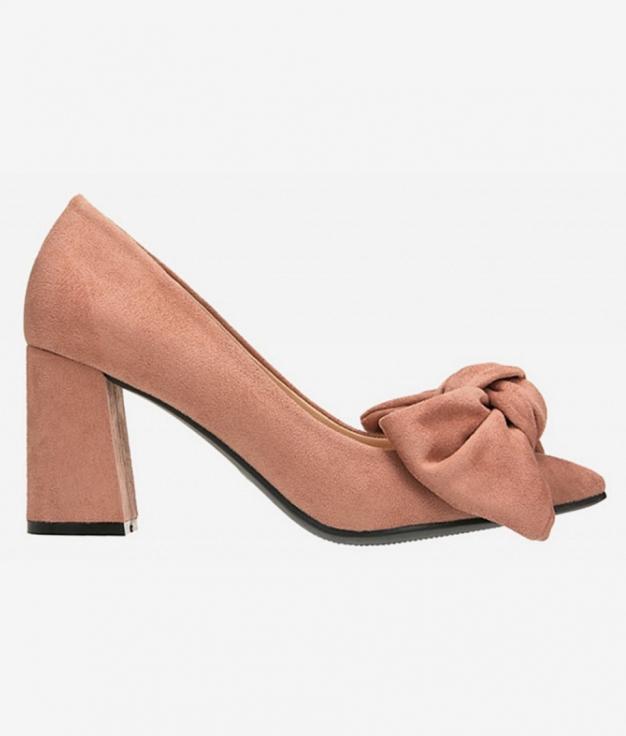 Zapato Lazo - Rosa
