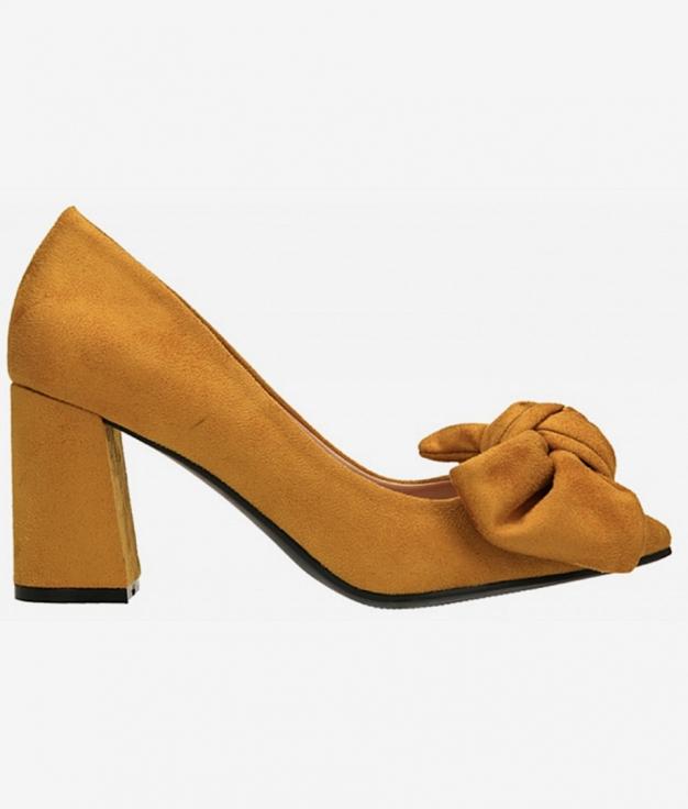 Zapato Lazo - Amarillo
