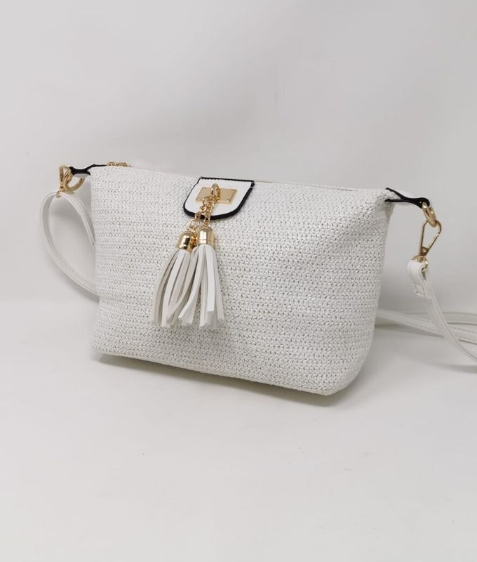 LETY BAG - WHITE