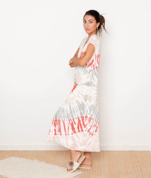 Vestido Bao - Rosa