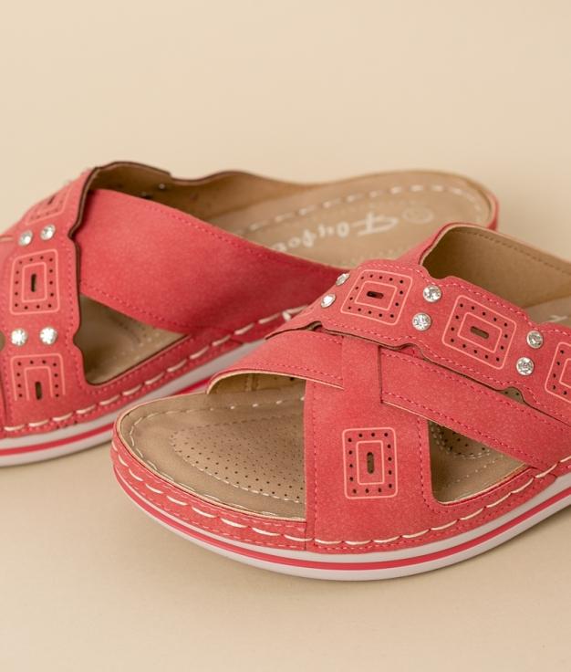 Sandal Alda - Red
