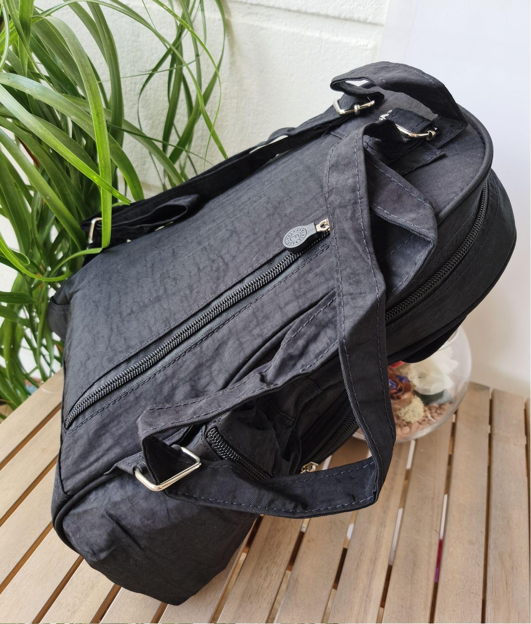 Backpack Leo - black