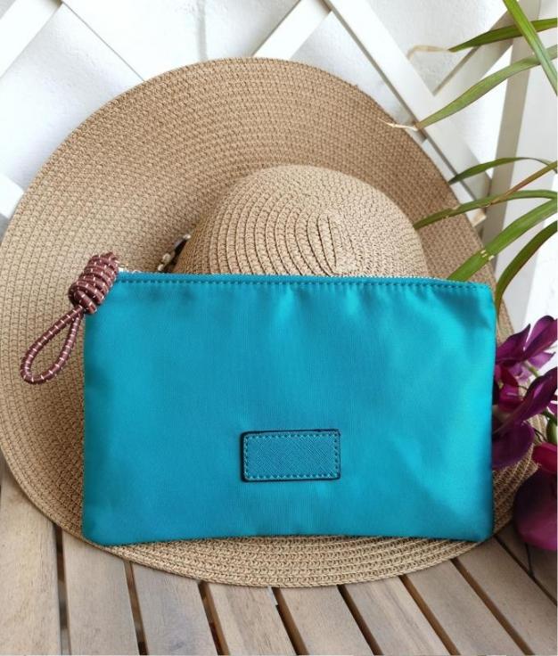 Coin purse Tina - blue