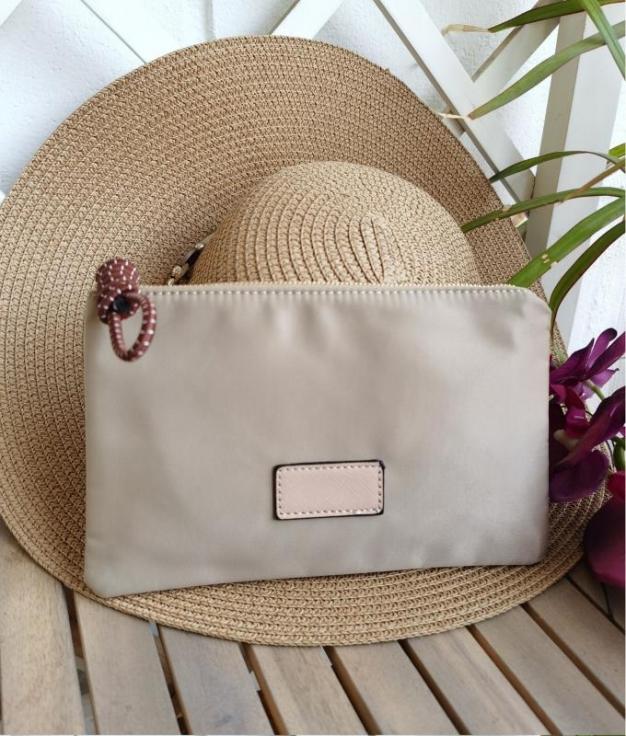 coin purse Tina - beige