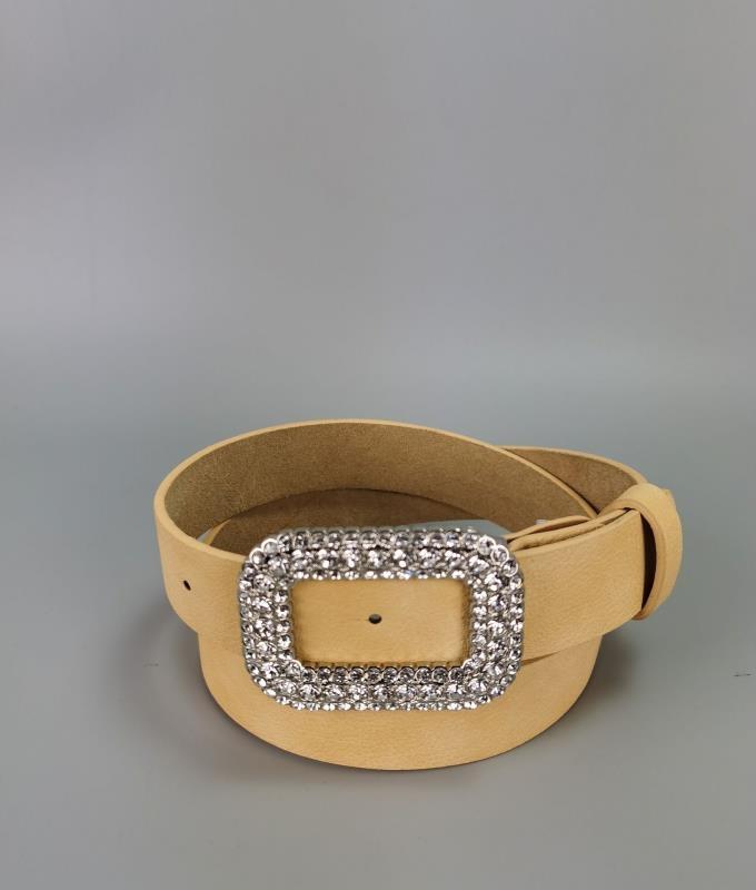 Cinturón Mark - Amarelo