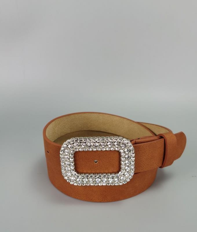 Cinturon Mark - marrón