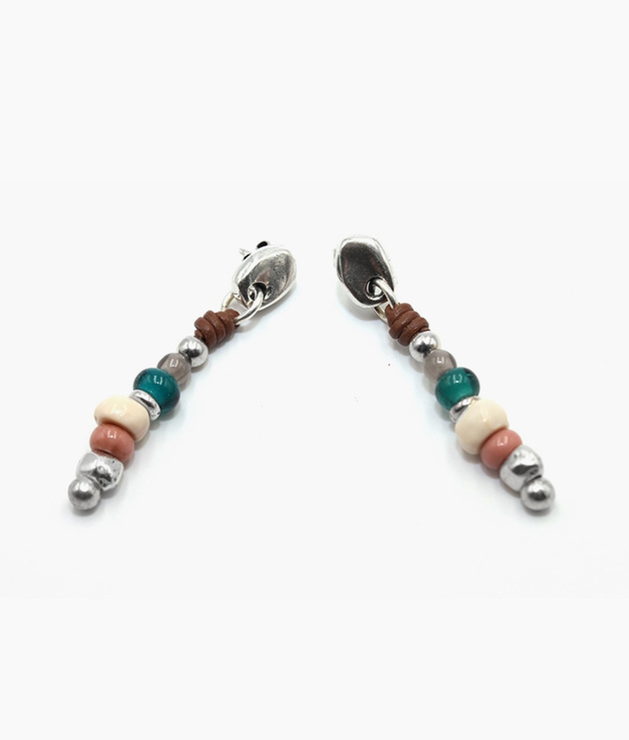 Pendientes Mogambo - Multicolor