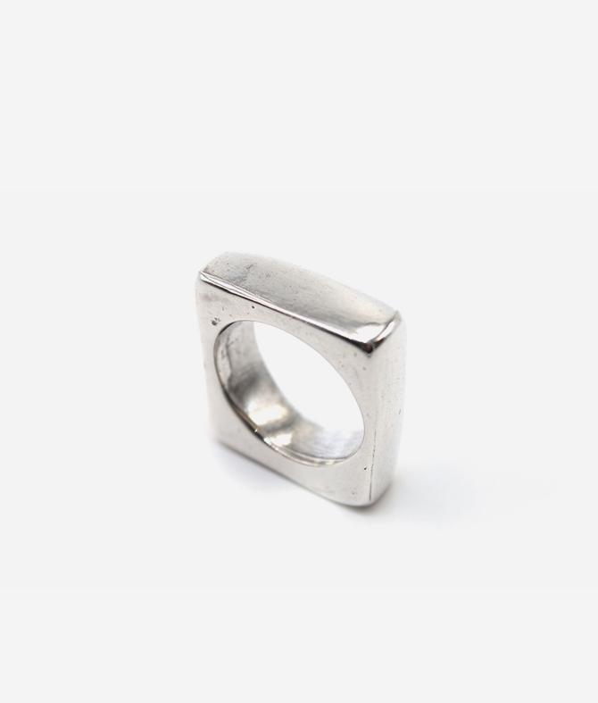 Anillo Oryx - Plata/Oro