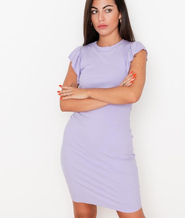 Vestido Valle - Lila