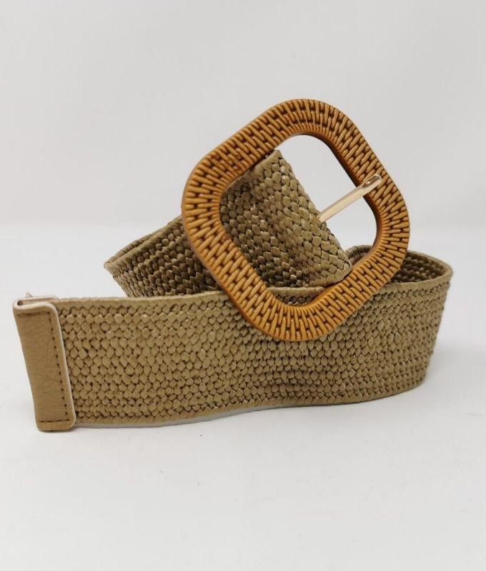 Cinturón MIA - Camel