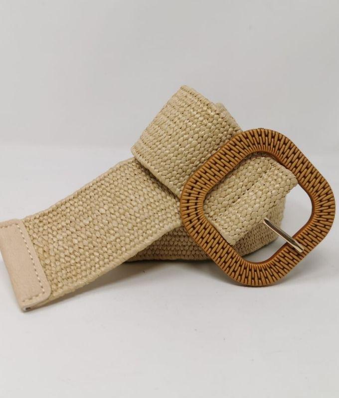 Cinturón MIA - Beige