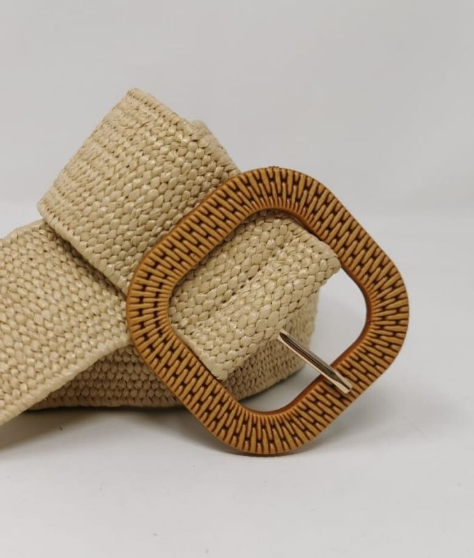 MIA Belt - Beige