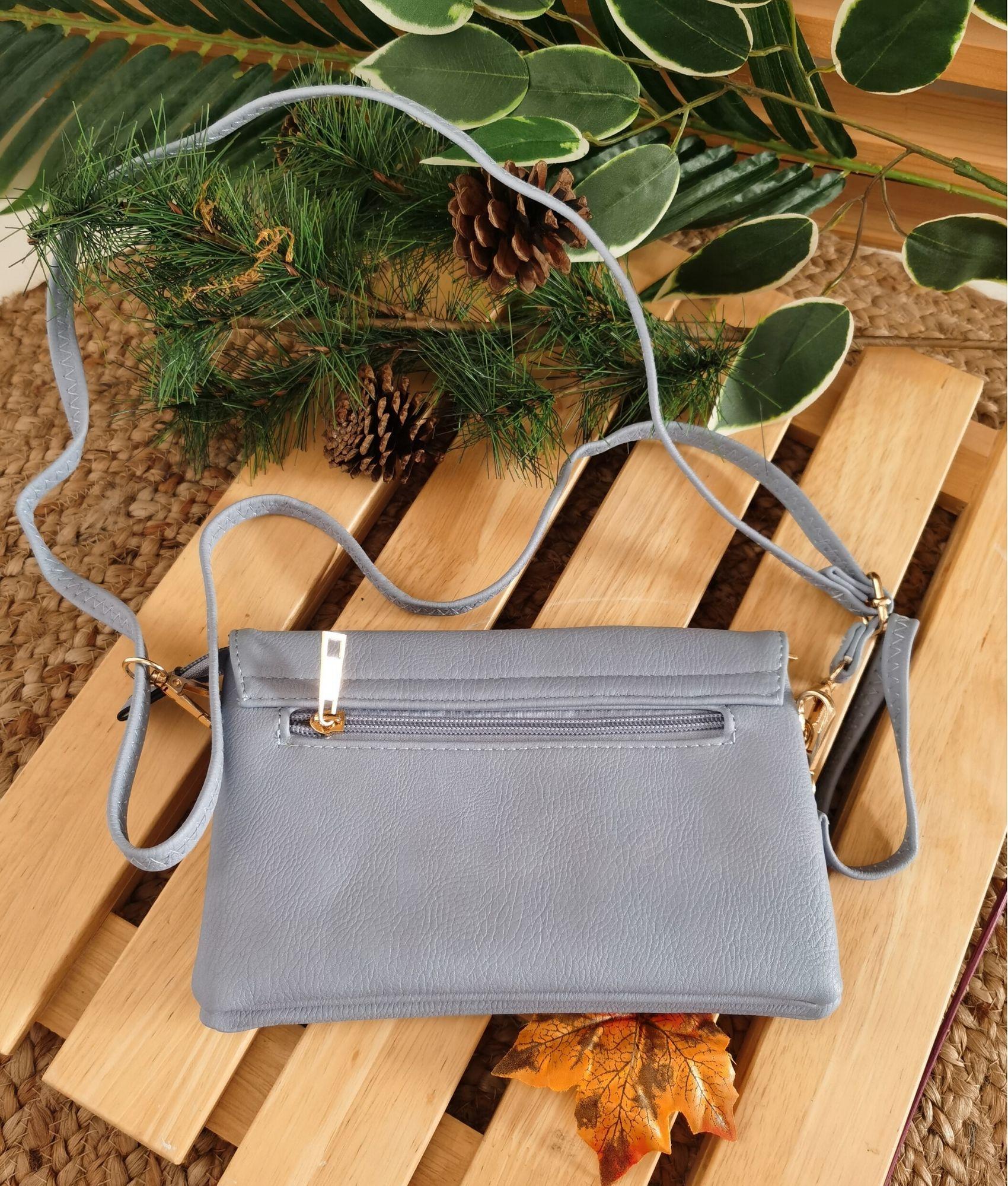 Shoulder bag Ala - light blue