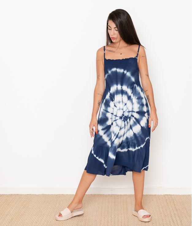 Vestido Axel - Azul