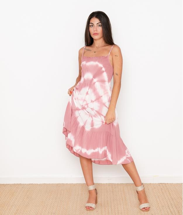Vestido Axel - Rosa
