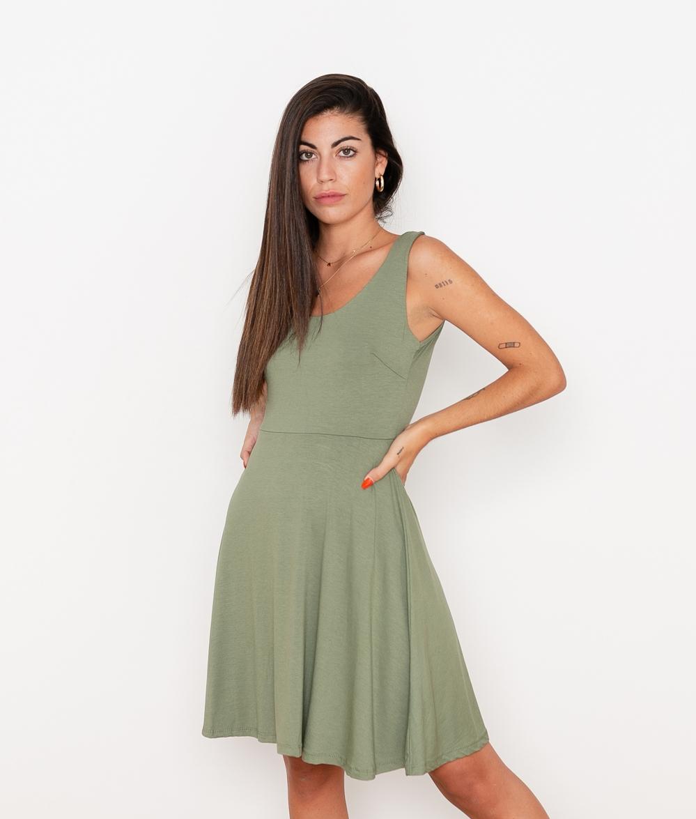 Vestido Renata - Kaki
