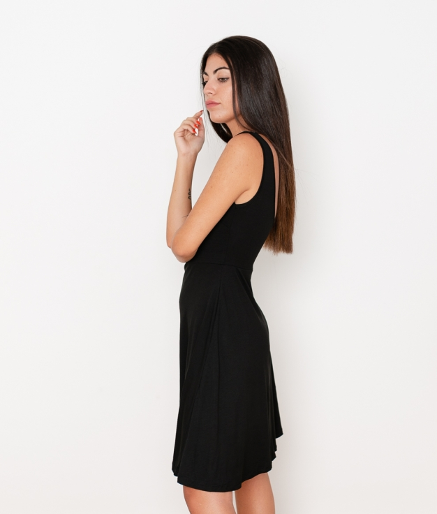 Vestido Renata - Negro