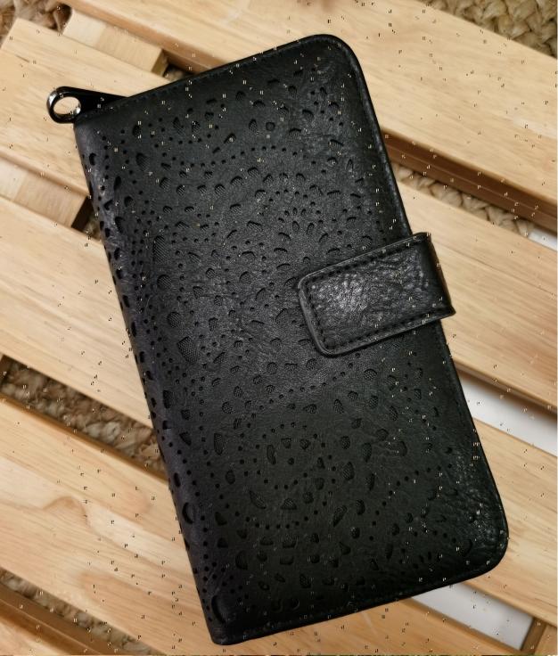 Tum wallet - black