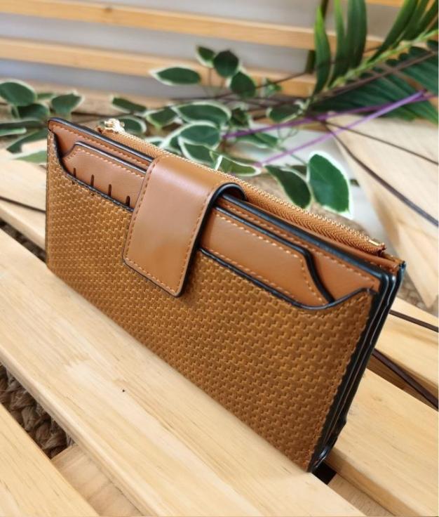 Wallet Mare - brown