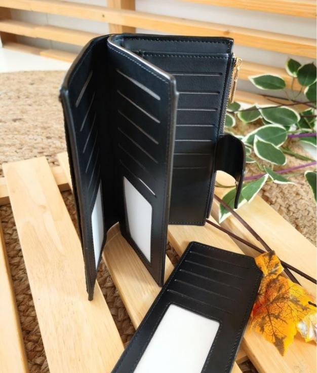 Wallet Mare - black