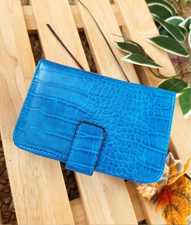 Minni wallet - blue