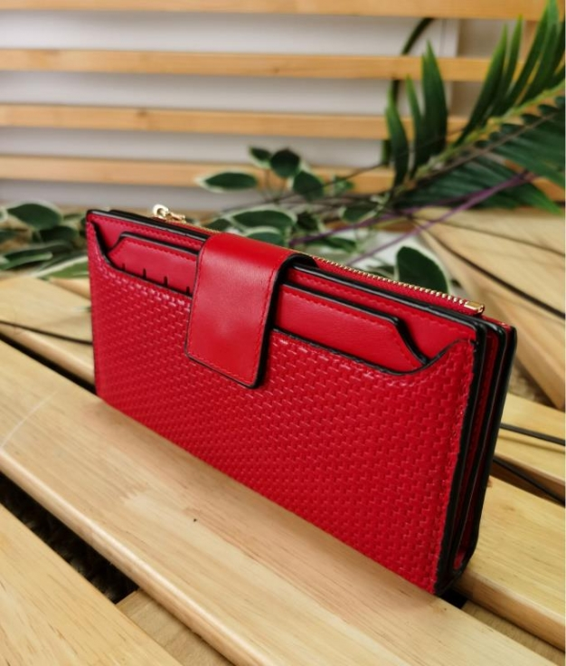 Wallet Mare - red