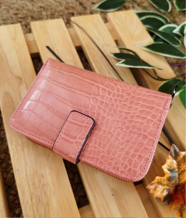 Minni wallet - pink