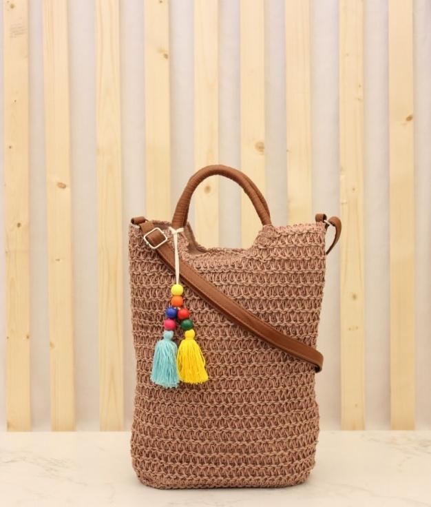 Bag Iris - Rose