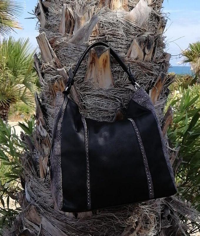 CELIA BAG - BLACK