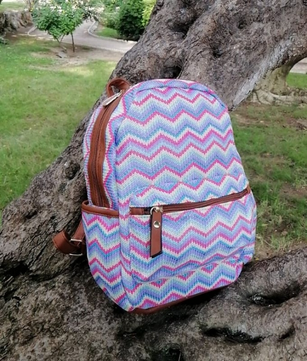 EMMA BACKPACK - LILA