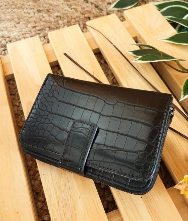 Minni wallet - black