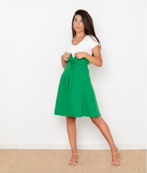 Vestido Monroe - Verde