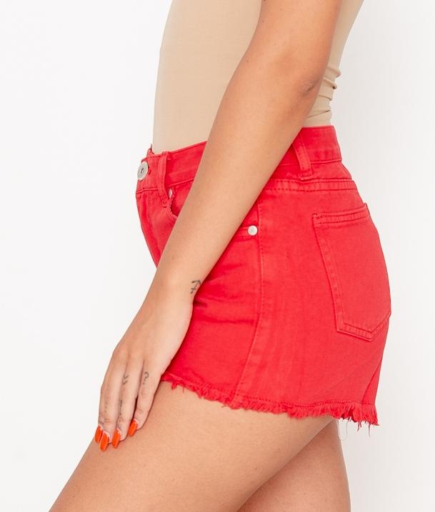 Short Yuma - Rojo
