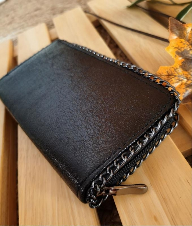 wallet Cometa- black