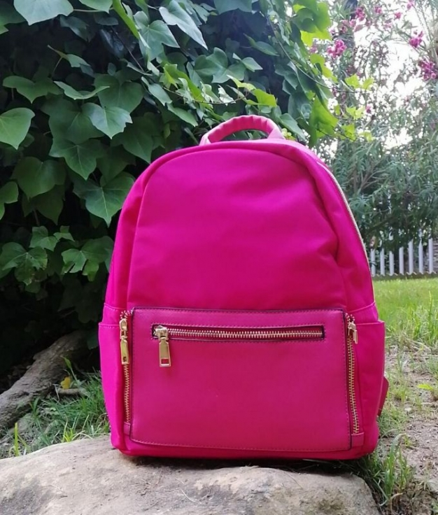 KEIRA BACKPACK - FUCHSIA