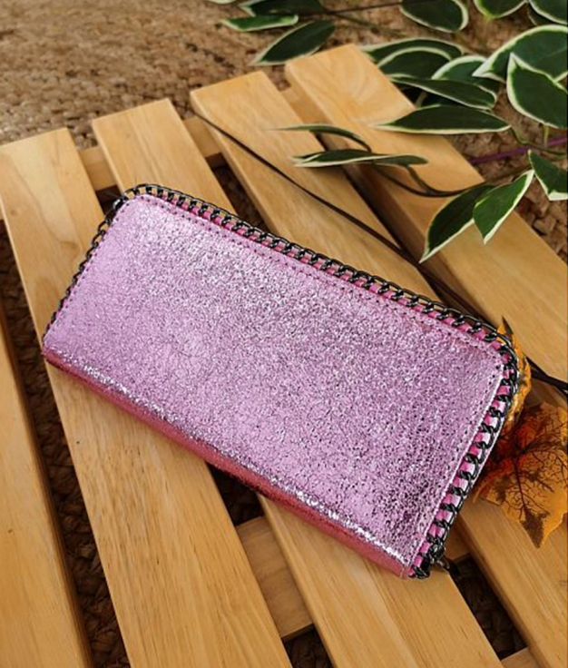 wallet Cometa- pink