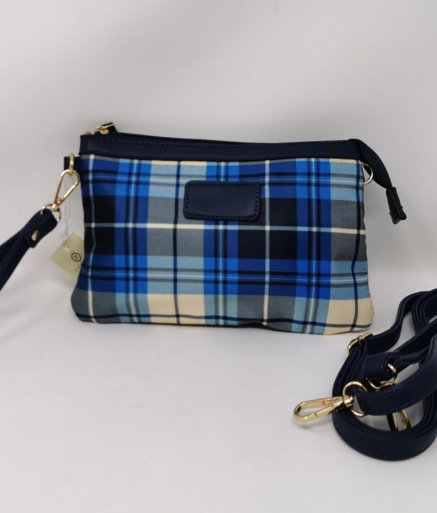 Dayla shoulder bag - Blue