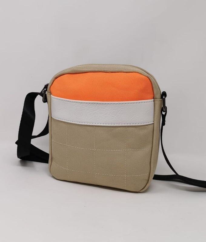 Meli-Beige shoulder bag