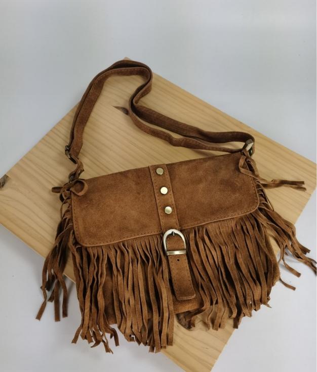Shoulder bag Marta - brown
