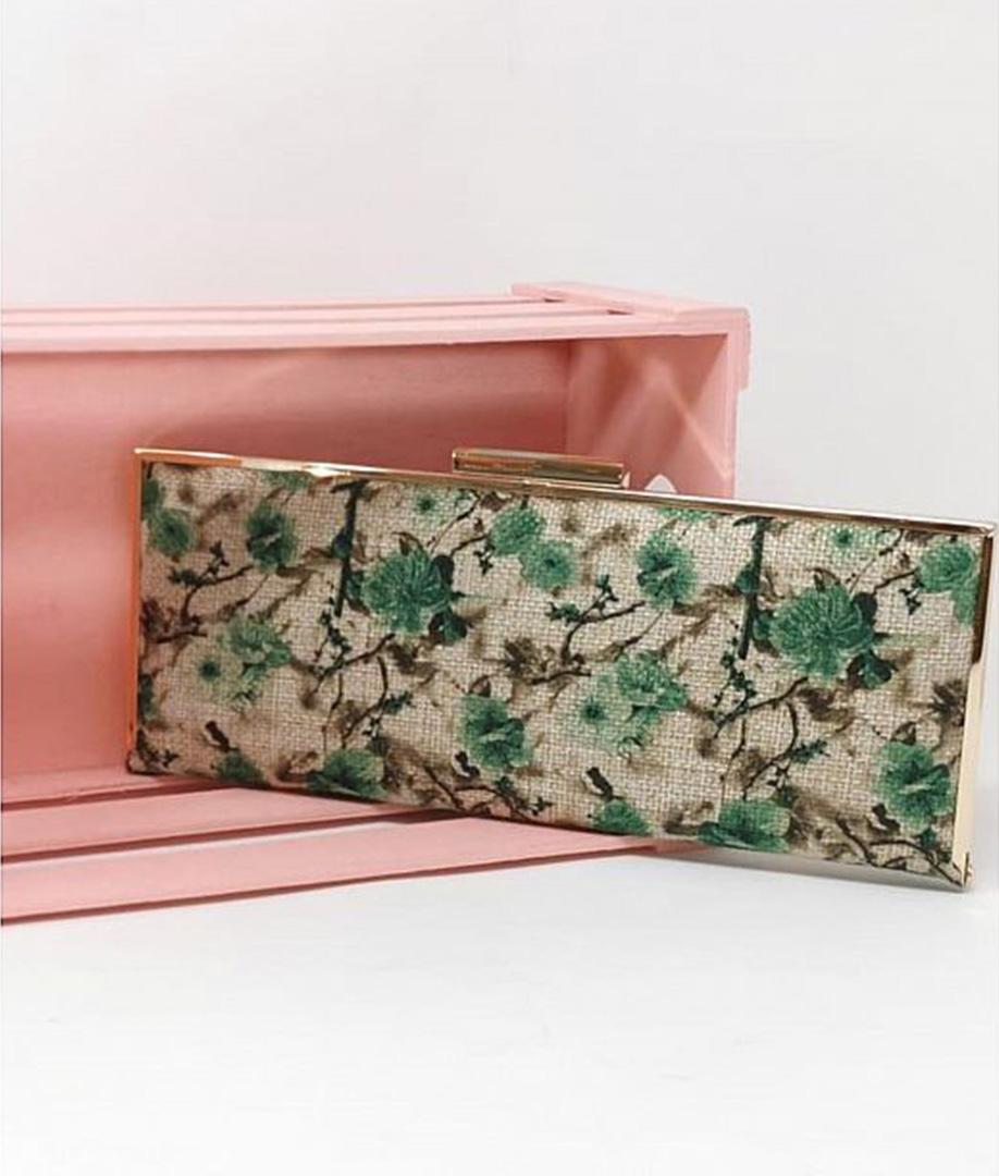 Lucy shoulder bag- Green