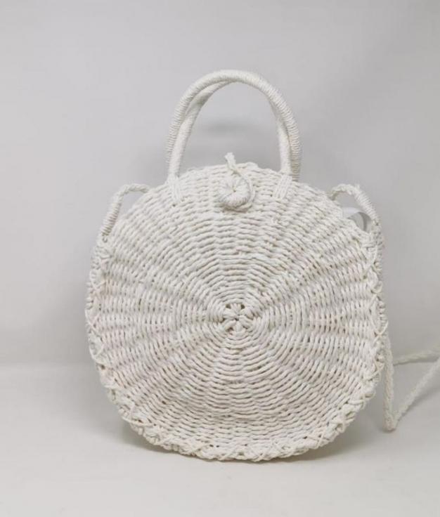 Bolsa Grana - Branco