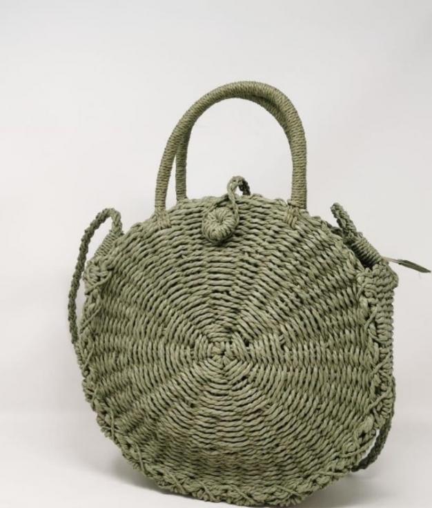 Bolsa Grana - Verde