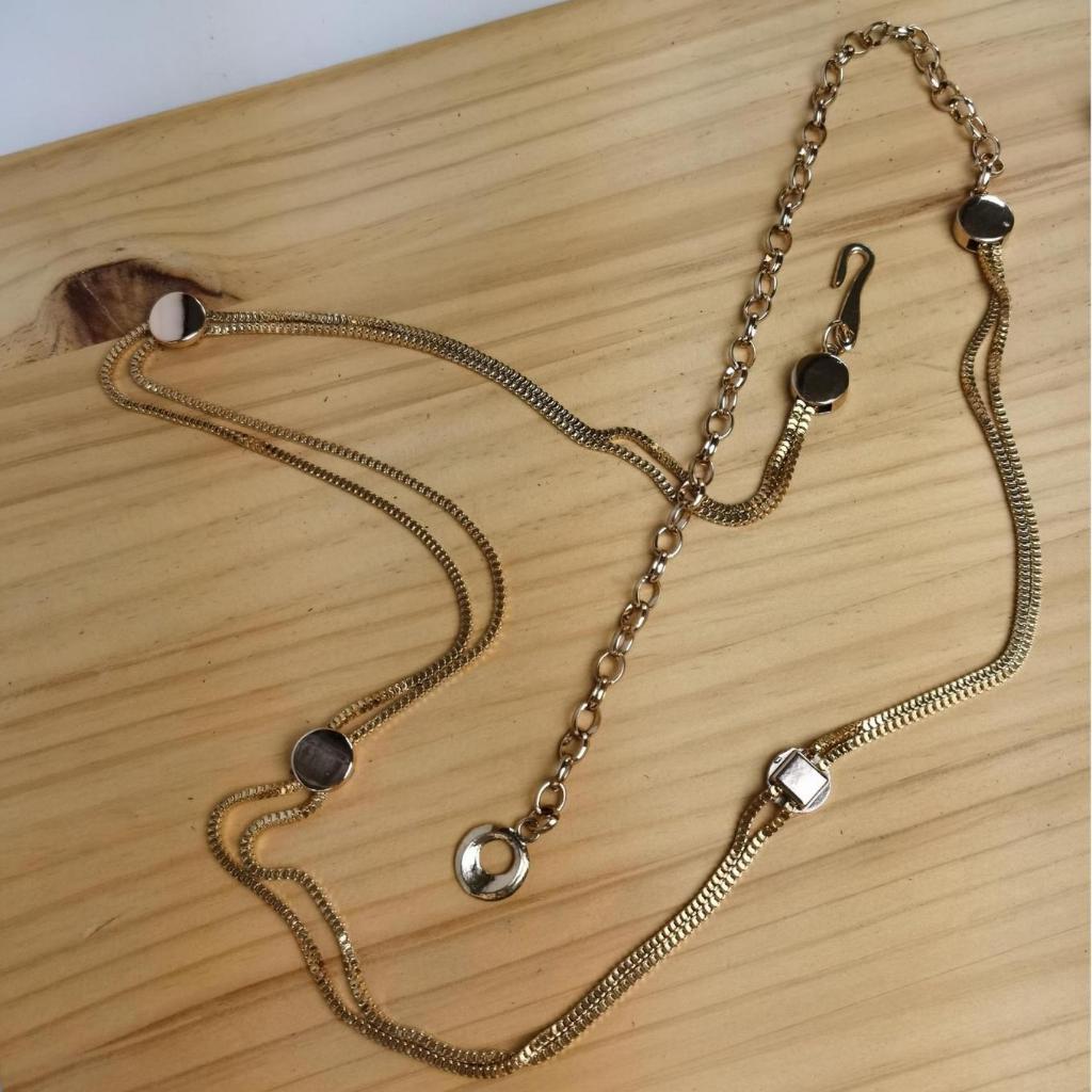 Cinturon Briciole - ouro