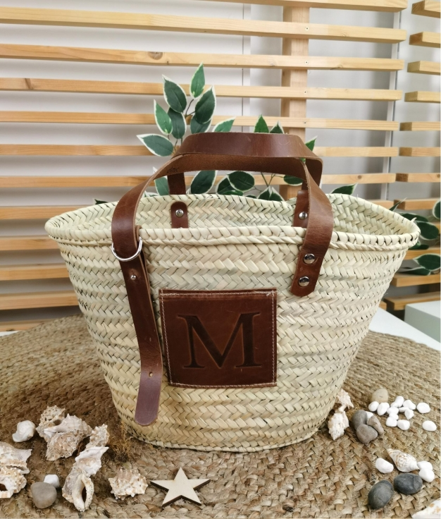 Wicker Basket Amor - M