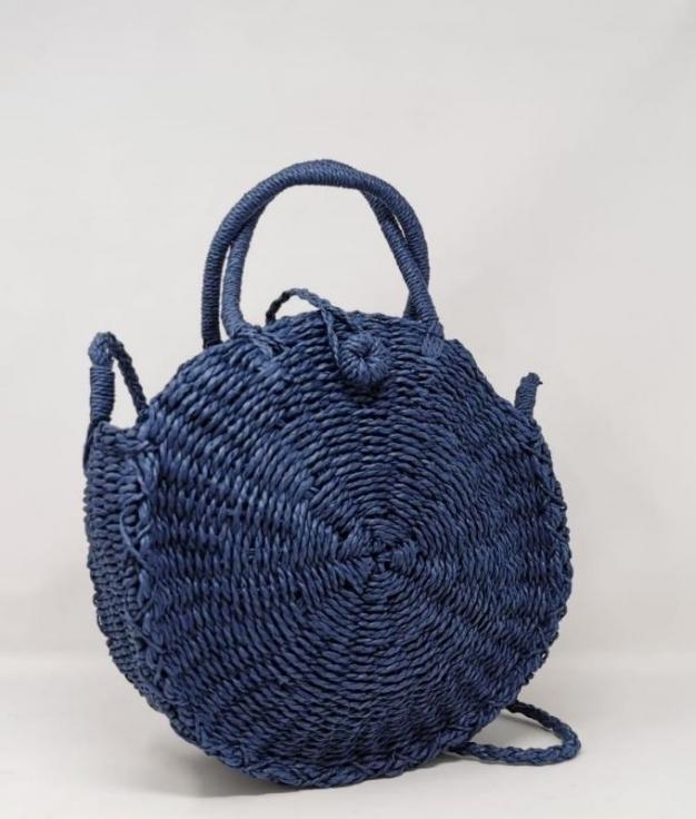 Grana Bag - AZUL MARINHO