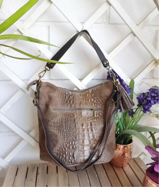 Bag Maxi - taupe